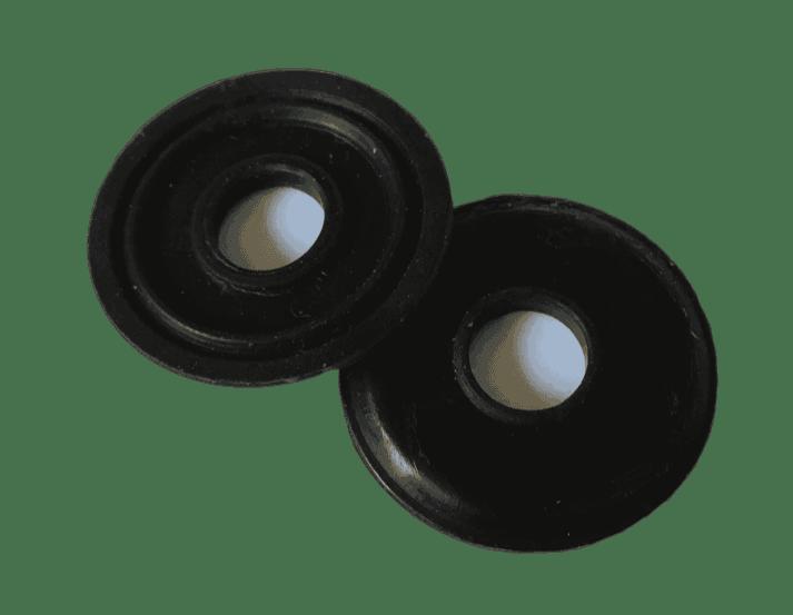 rondelle etanche avec revetement anti corrosion