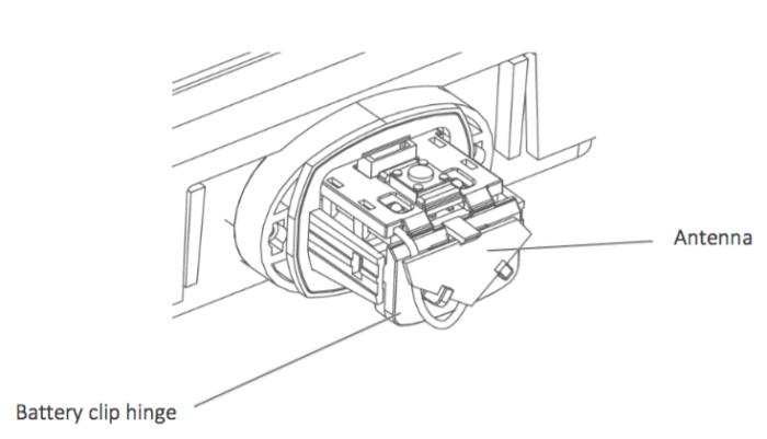 batterie du bluetooth herga