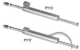PY1C PY1F capteur lineaire