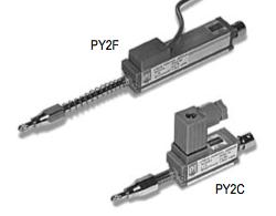 PY2F PY2C capteur deplacement