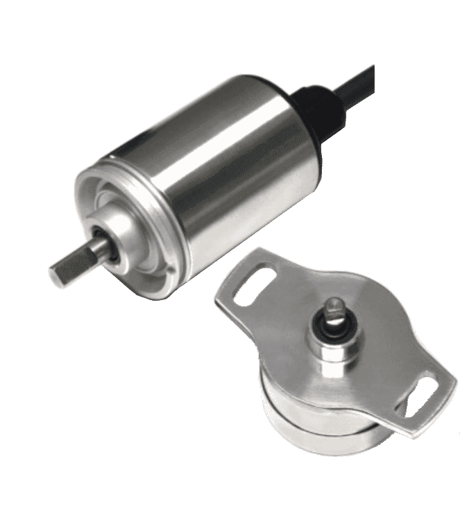 capteur rotatif positek RVDT pitch technologies