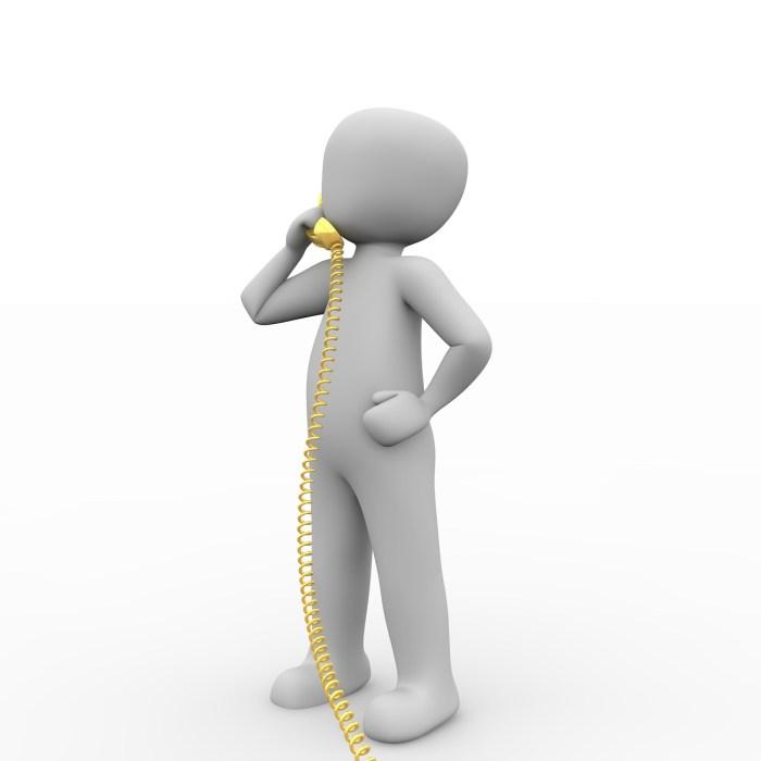 appel patient