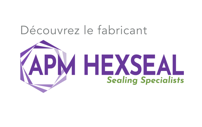 fabricant apm hexseal revendeur france pitch technologies