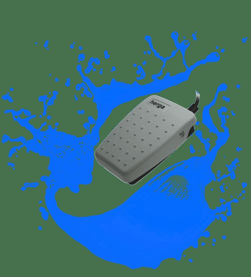 pédale 6226 étanche IPX7 IPX8