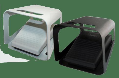 pedales 6210 avec capot de protection