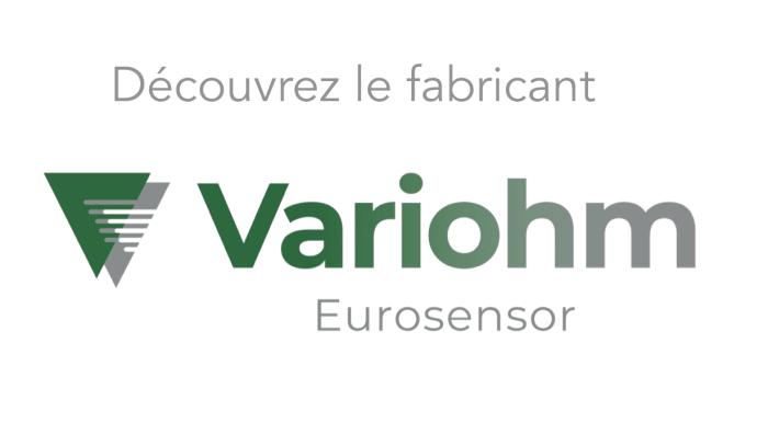 Fabricant de capteur et sondes variohm. distribution en france