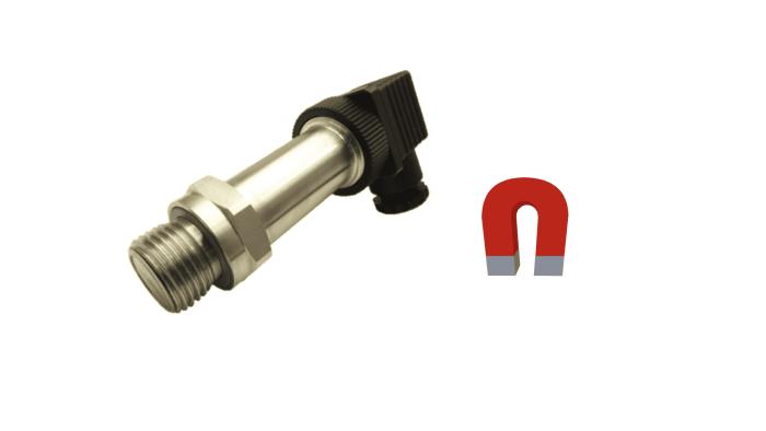 capteur de pression CIT-F reglage point 0