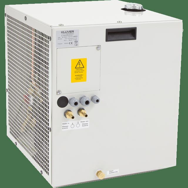 WL3000 centrale de régulation de temperature eau air
