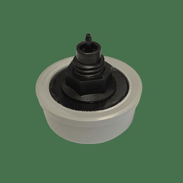 bouton à air pour motoculture gris 6433-0012