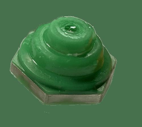 demi capuchon etanche vert