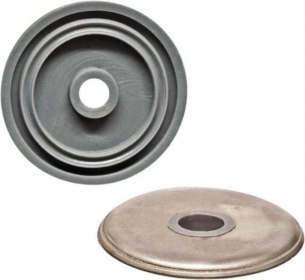 rondelle d'étanchéité M4 inox a4 316  avec joint silicone