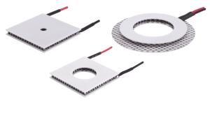 module thermo electrique peltier avec trou central pour laser