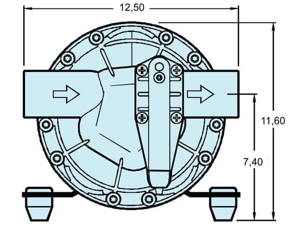5511-1E12-V726 pompe distribution