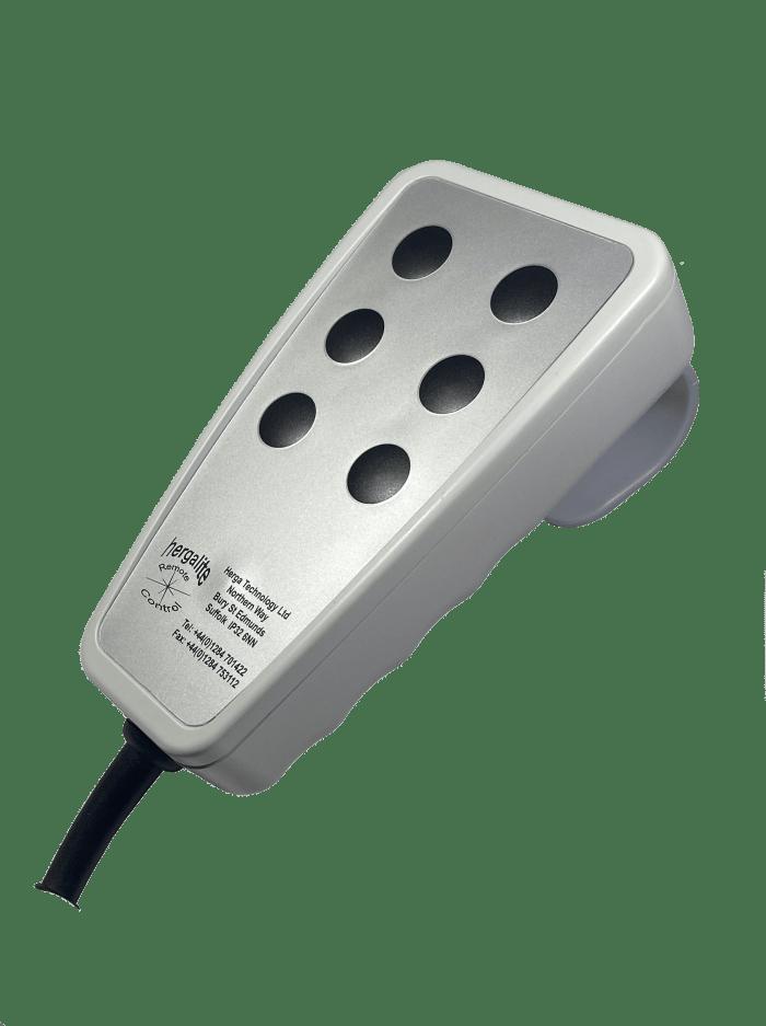télecommande filaire 6 boutons  10A 250V