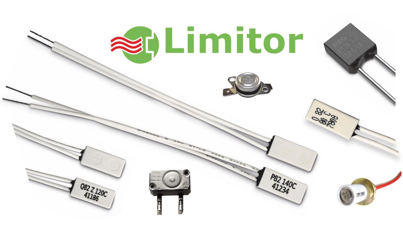 thermostats bimetalliques limitor