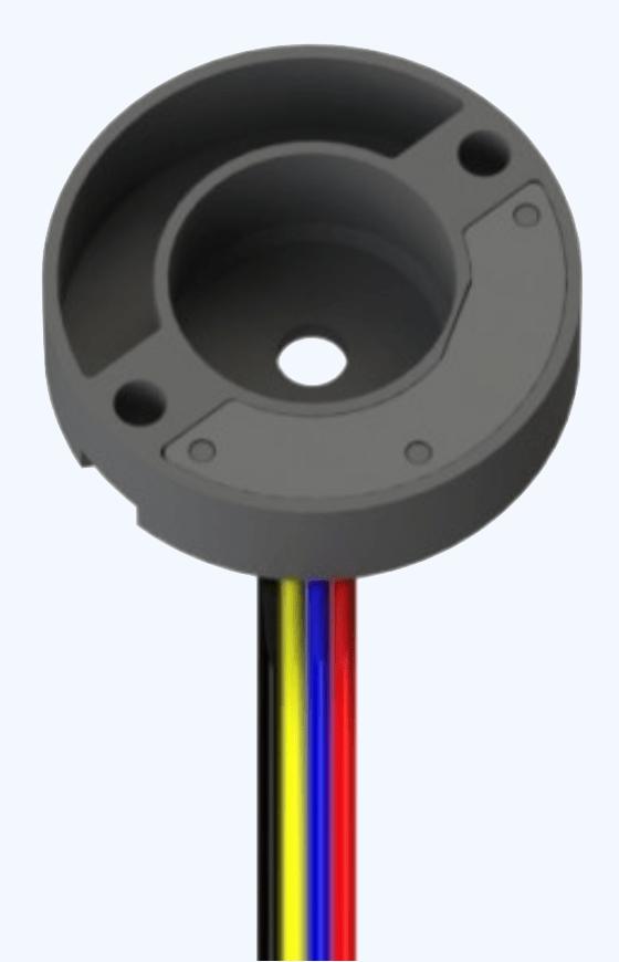 Capteur magnétique S2 pour position rotative