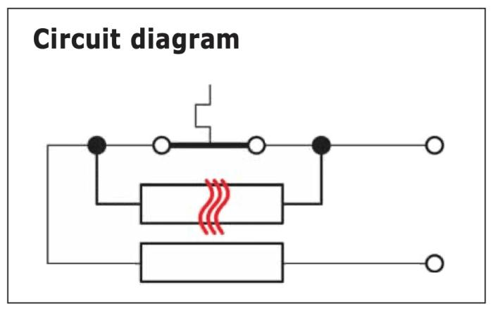Limiteur de température Série Y principe