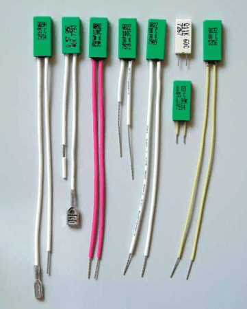 thermostats avec maintient NC