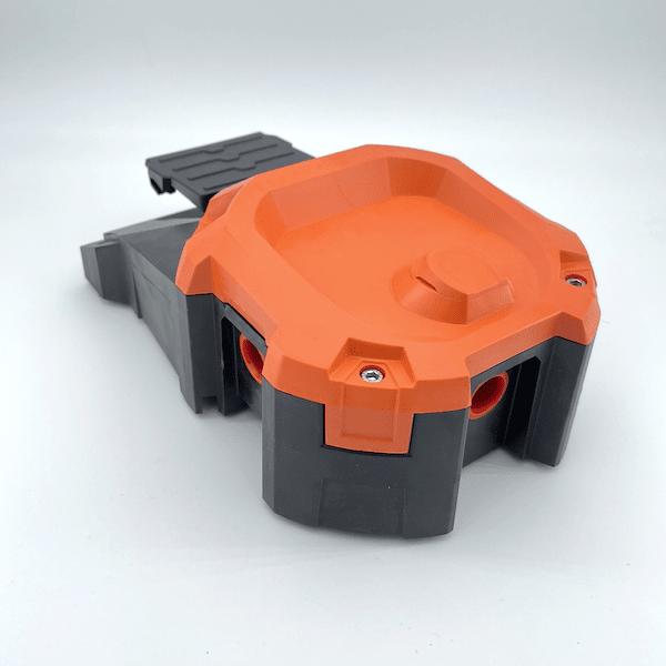 commande industrielle a pedale potentiometre 6256-acgz-000