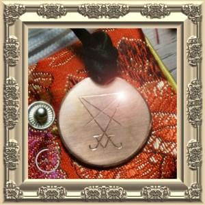 The seal of Lucifer_Grimoirium Verum_Frater Parusha