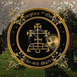 Demonen Samigina är beskriven i Goetia och detta är hans sigill.
