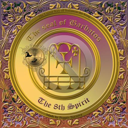 The seal of Barbatos