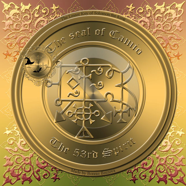 The seal of Camio