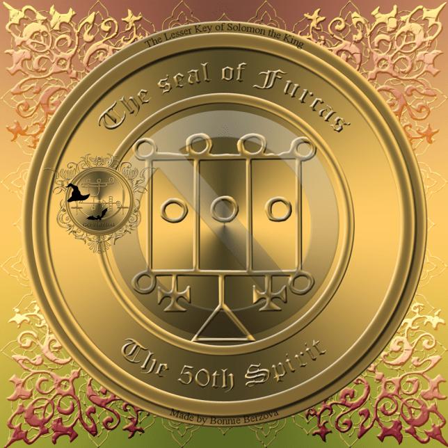 The seal of Furcas