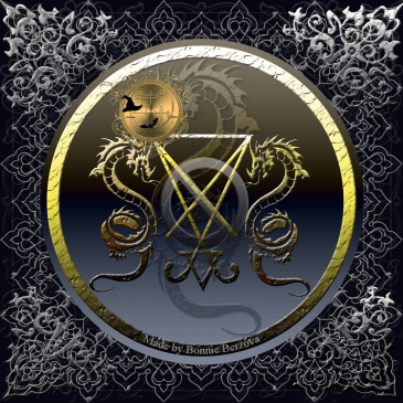 Demon Lucifer is described in the Grimorium Verum and this is his seal.