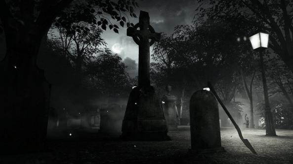 幽靈巫術可以很安全:謹慎選擇亡靈!幽靈巫術也可能是一場災難。