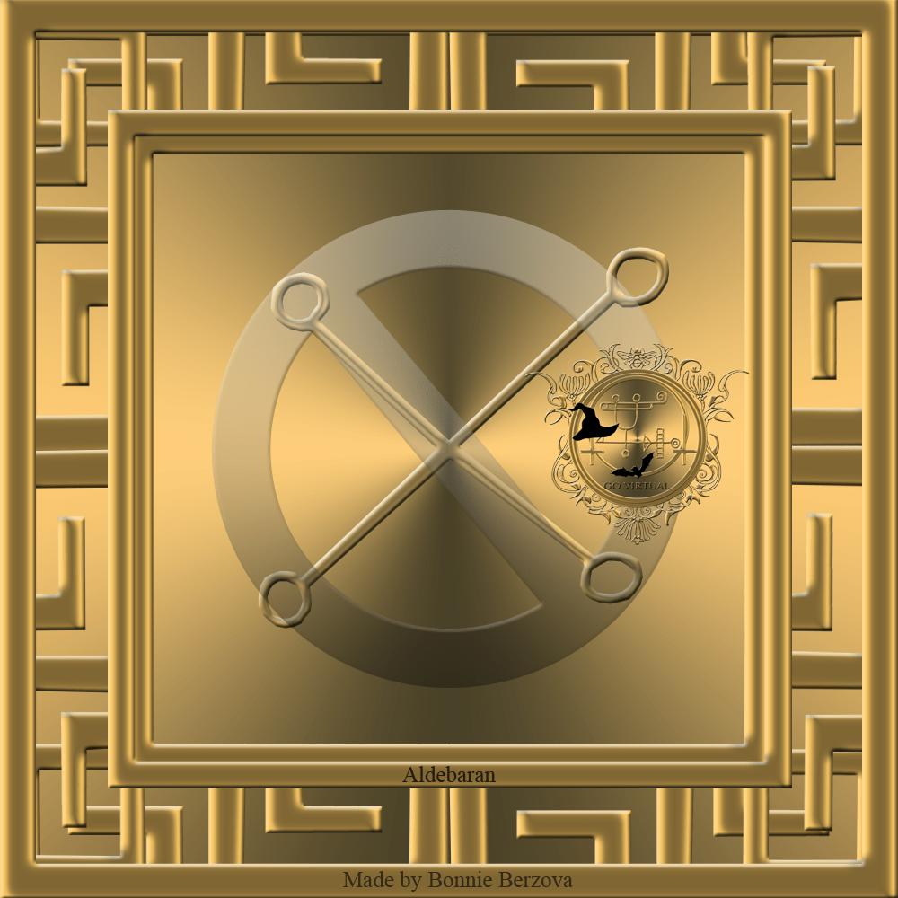 Aldebaran talisman