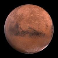火星のエネルギーは、敵から身を守るのに役立ちます。
