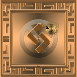 This is the rune Jera.