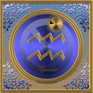 Aquarius is the 11th Zodiac sign and it is connected to the Element of Air.
