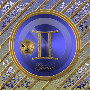 Gemini is the third Zodiac sign and it is connected to the Element of Air.