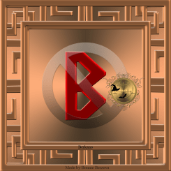 The rune Berkano