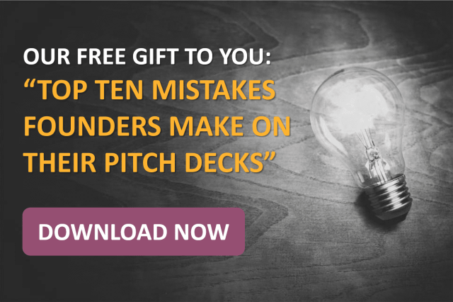 Mistakes founders make on pitch deck