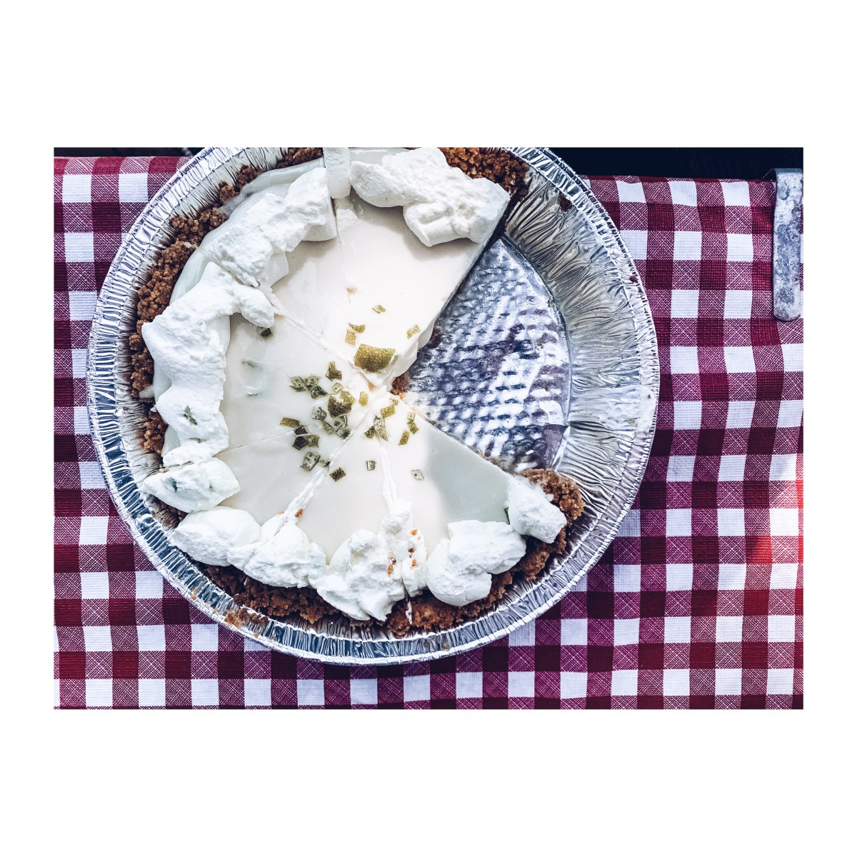 Key- lime Pie in July