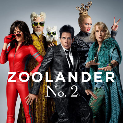 Zoolander 2 International Trailer