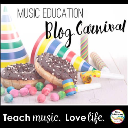 Music Education Blog Carnival: September 2016