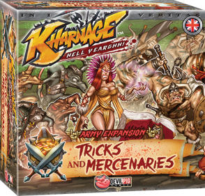 Kharnage: Tricks and Mercenaries