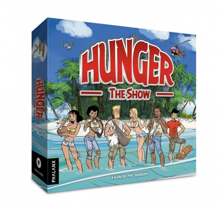 Hunger: The Game