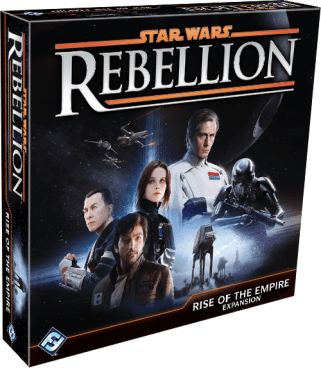 Rebellion: Rise of the Empire