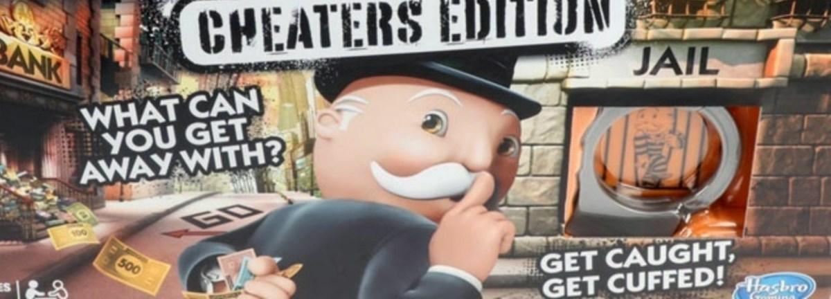 """Monopoly """"Cheaters Edition"""" je prava stvar za nas"""