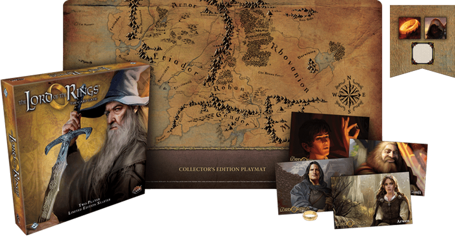 The Lord of the Ring: LCG Limited Collector's Edition
