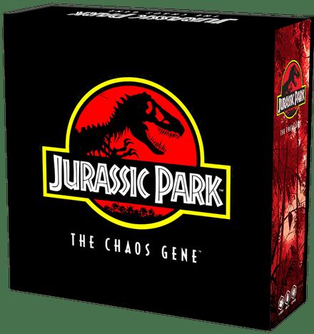Jurrasic Park The Chaos Gene