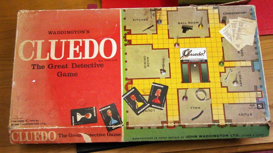 Cluedo društvena igra (1960) FOTO: Steven Isaacson/Flickr Creative Commons/CC BY-SA 2.0
