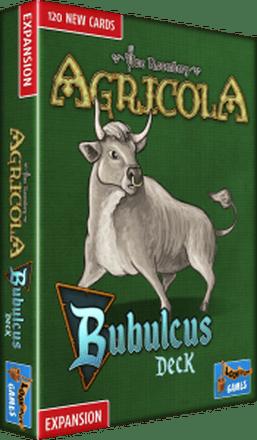 Agricola Bubulcus Deck