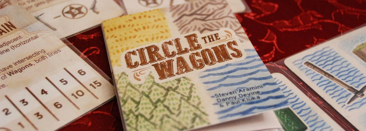 Circle the Wagons od sada i u vašem browseru