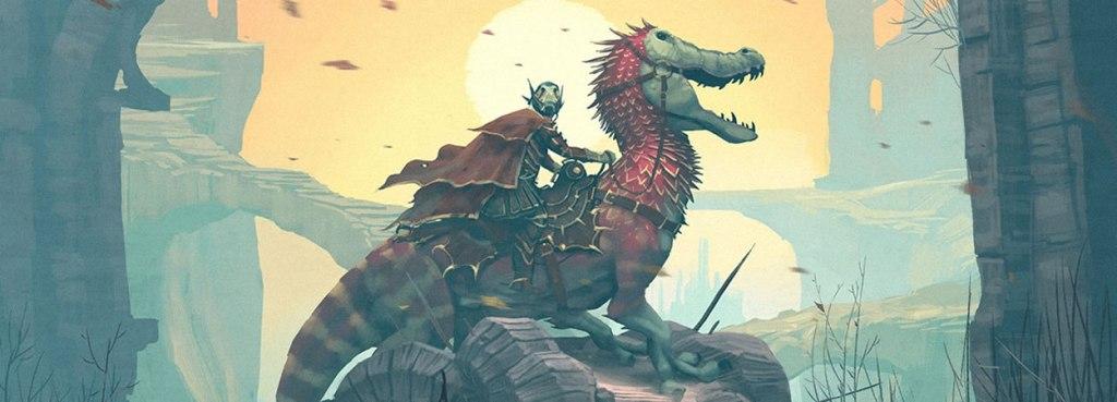 Free League objavio Forbidden Lands RPG